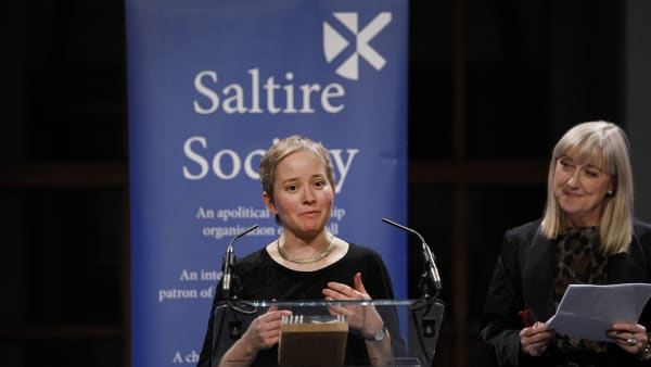 Scotland's National Book Awards 2021