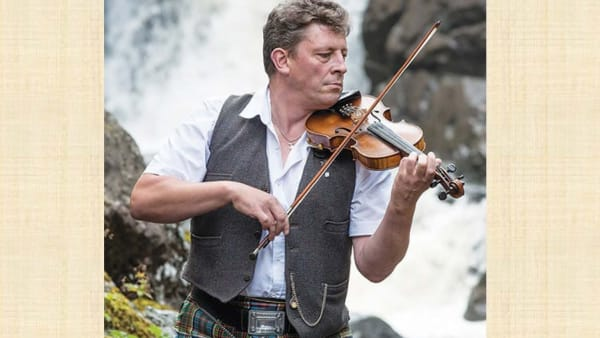 Paul Anderson - The Fiddle Music of Scotland
