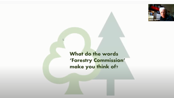 Edinburgh Branch Event: James Ogilvie on the History of the Forestry Commission