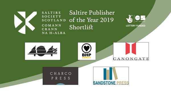 Scotland's National Book Awards 2019: Publisher of the Year