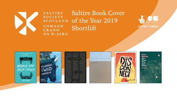 Scotland's National Book Awards 2019: Book Cover