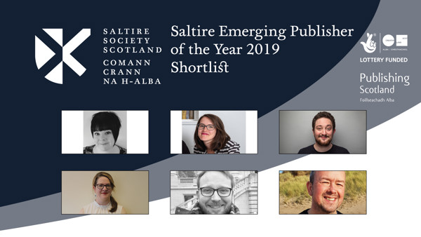 Scotland's National Book Awards 2019: Emerging Publisher